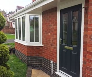 PVC windows and doors, replairs and replacement